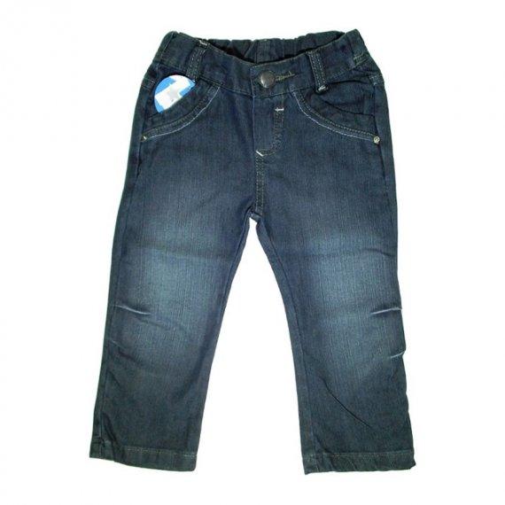 Calça Jeans Infantil Menino com Pregas 5335
