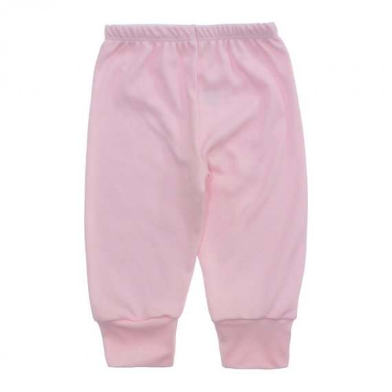 Calça para Bebê Canelada Lapuko