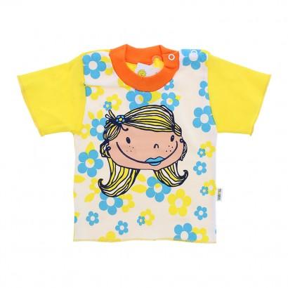 Camiseta Infantil Menina