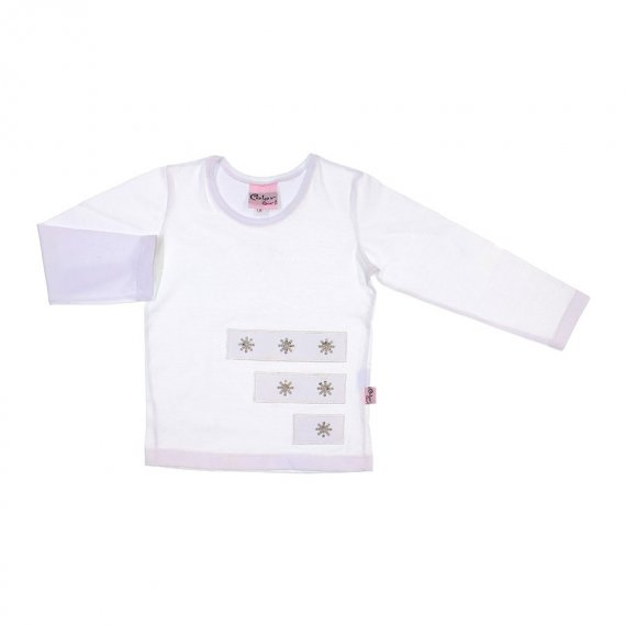 Camiseta Infantil Gloss Color Girl