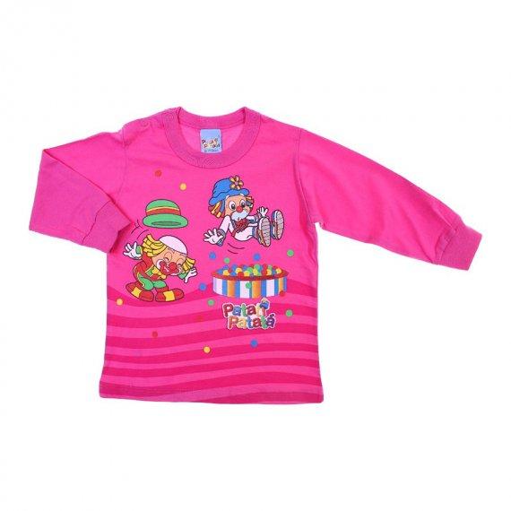 Camiseta Infantil Patati Patatá