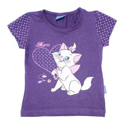 Camiseta Gatinha Marie - Cód. 7837