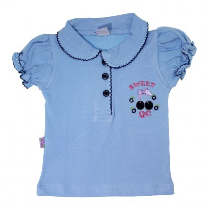 Camiseta Gola Polo Sweet 3548