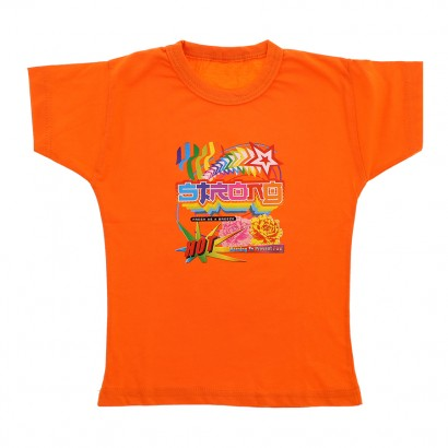 Camiseta Infantil Menino Strong Breeze