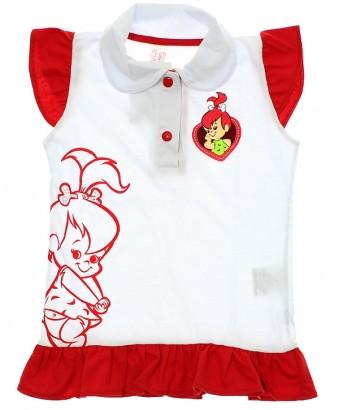 Vestido Infantil Pedrita 5791