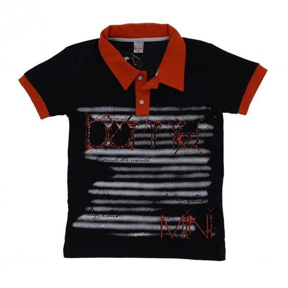 Camiseta Polo Infantil Bonnemini