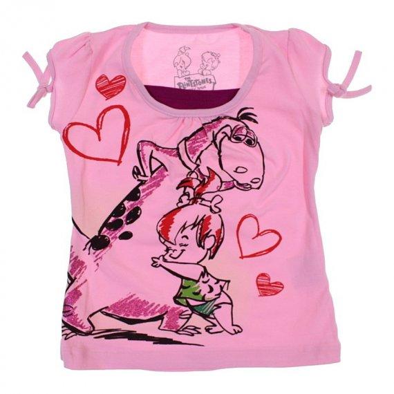 Camiseta Infantil Pedrita