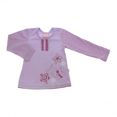 Blusinha Infantil Color Mini