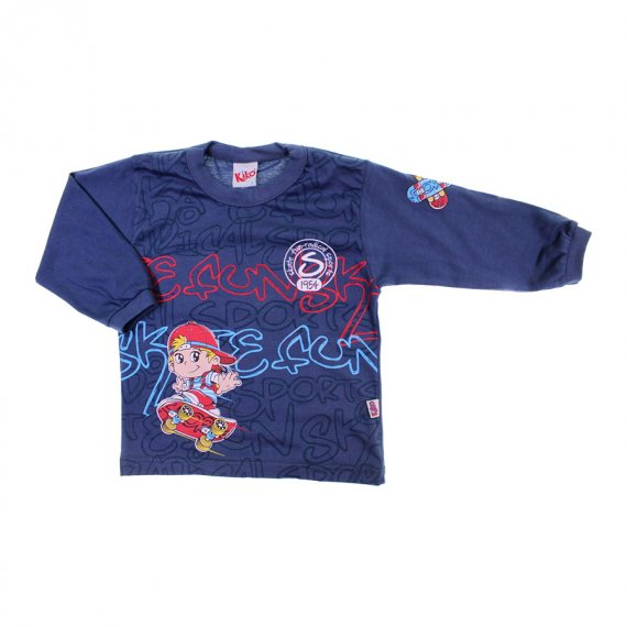 Camiseta Infantil Menino Sports - 6241