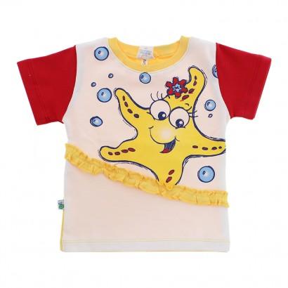 Camiseta Manga Curta Infantil - cod. 8011