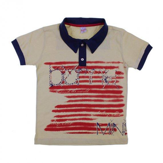 Camiseta Polo Infantil Bonnemini 6705