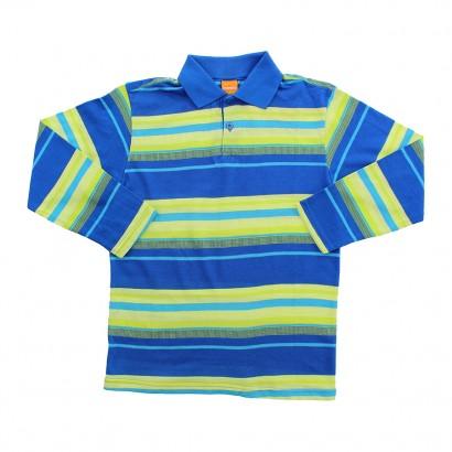 Camiseta Polo Manga Longa Marisol cod.8453