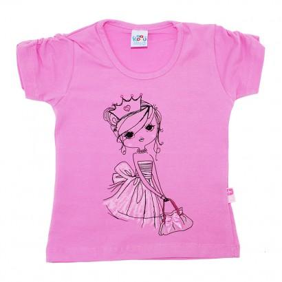 Camiseta Princesa 7881