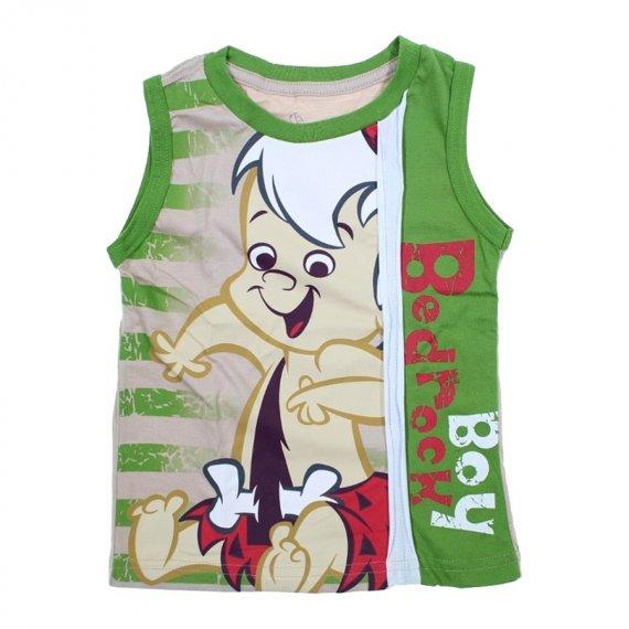 Camiseta Infantil Regata Bam Bam