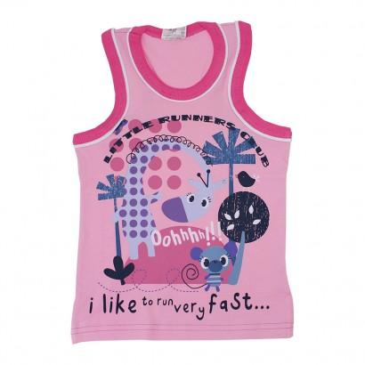 Camiseta Regata Little - Cód. 7847
