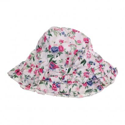 Chapéu Ursinha Graciosa Floral Zig Mundi 6860