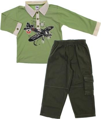 Conjunto Calça e Polo Aviação 5712