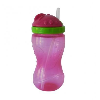 Copo com Canudo para Bebê 360 ml Maxi Baby 6924