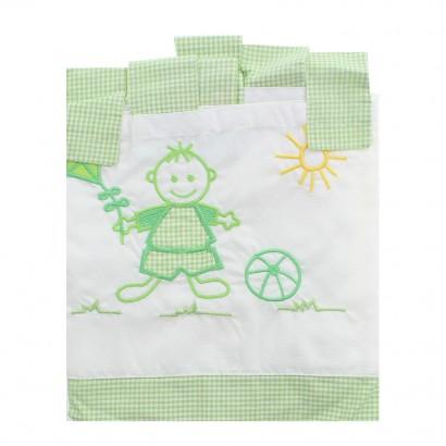 Cortina Infantil Bebê Kit 5 Peças 8439