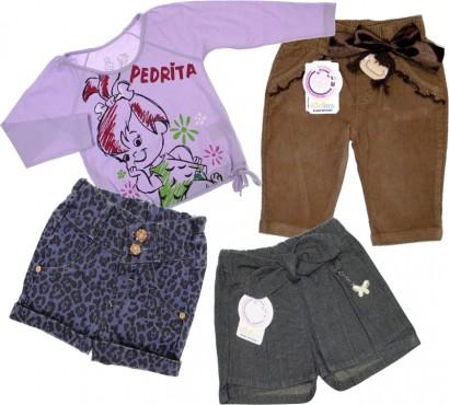 Promoção de Kit para Menina - cod. 6994