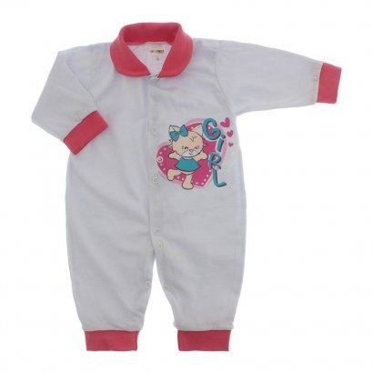 Macacão de Bebê Lapuko