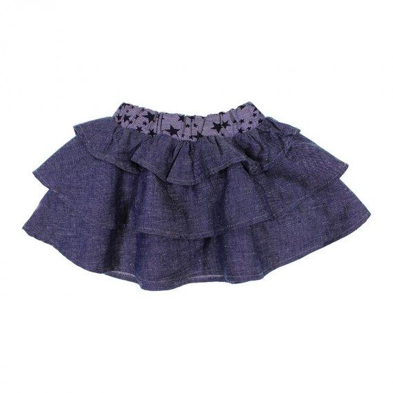 Mini Saia Infantil Bonnemini