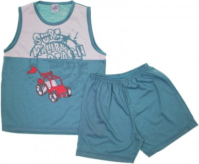 Pijama Infantil Regata Izi Dreams