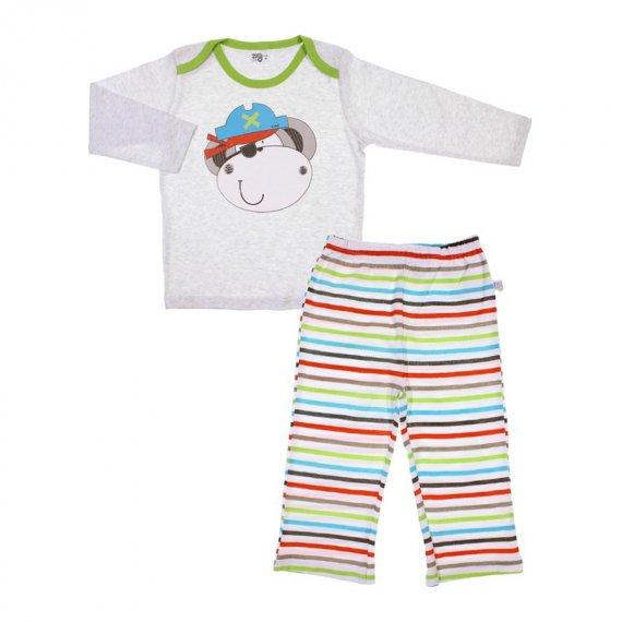 Pijama para Criança Menino Zig Mundi