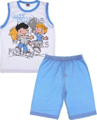 Pijama Infantil - Menino - Kiko - cod. 6075