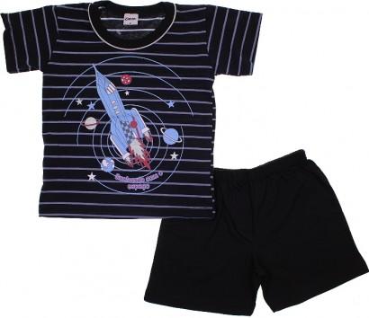 Pijama Infantil de Verão Chacabru