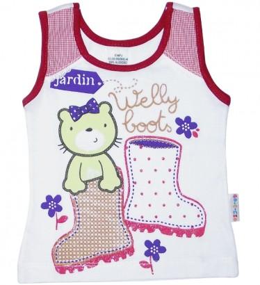 Regata Infantil Menina Welly Boot