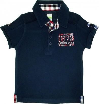 Camisa Polo Infantil Menino Kids Minis