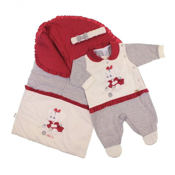 Saída de Maternidade Fofinho 6596