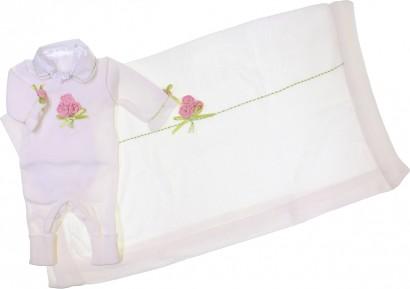 Saída de Maternidade em Linha para Bebê 5396