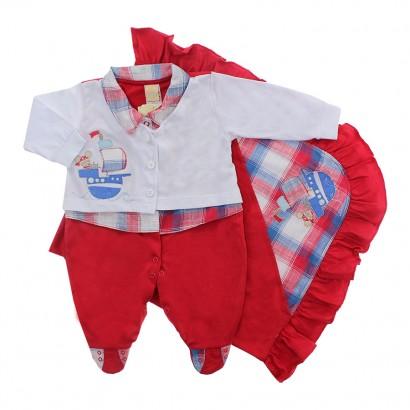 Saída de Maternidade Marine 8194