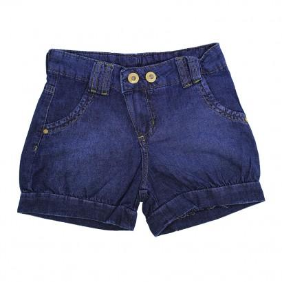 Shorts Jeans Infantil Kookabu