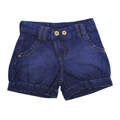 Shorts Jeans Infantil Kookabu - Cód. 7763