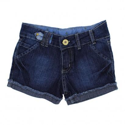 Shorts Jeans Infantil Sumaya