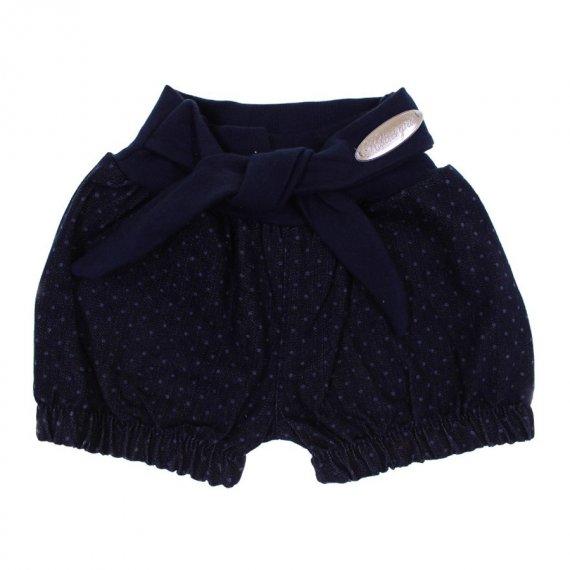 Shorts Infantil para Menina - Poá - cod. 6450