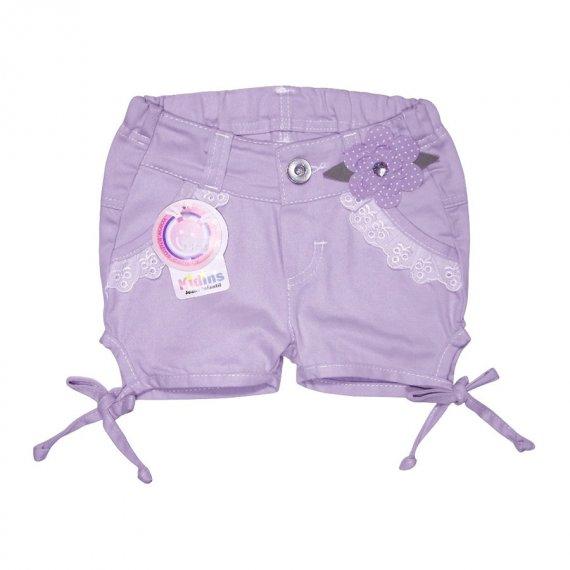 Shorts de Sarja Flor