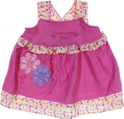Vestido de Bebê Menina Floral