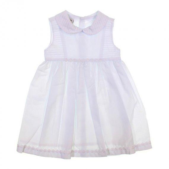 Vestido de Bebê para Batizado 6365