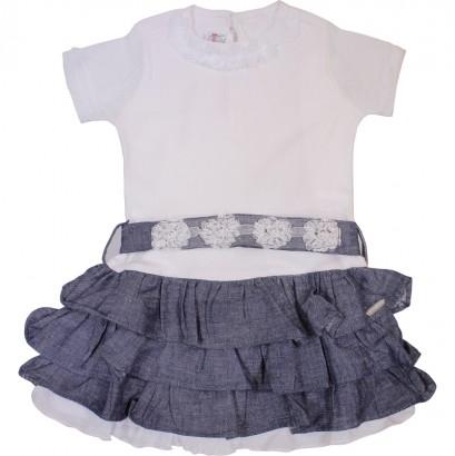 Vestido Infantil Doce Girl
