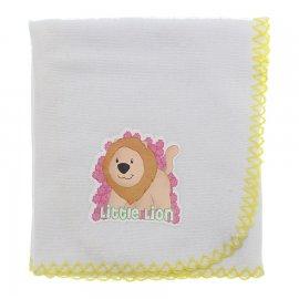 Imagem - Babete para Bebê - 10162-babete-vies-amarelo