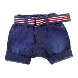 Imagem - Bermuda de Bebê Saruel em Jeans 8575 - 8575