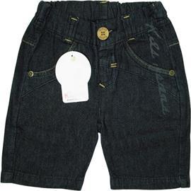 Imagem - Bermuda Infantil Kids 4863 - 4863 - Jeans escuro