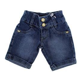 Imagem - Bermuda Jeans Infantil - 8365