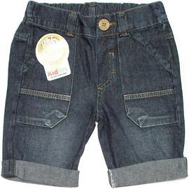 Imagem - Bermuda Jeans com Barra Virada 4866 - 4866