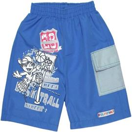 Imagem - Shorts Infantil Basketball  - 4842-Shorts Infantil Basketball Azu