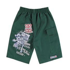 Imagem - Shorts de Menino Infantil Basketball 4842 - 4842 - Verde